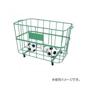 ボールカゴサッカー ボールカゴ バスケ ボールカゴ バレー ボール収納ラック