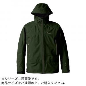 GORE・TEX ゴアテックス パックライトジャケット メンズ モスグリーン 3L SJ008M