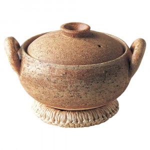 長谷園 みそ汁鍋 小 15720