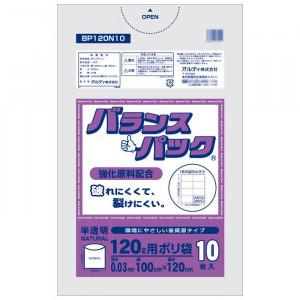 オルディ バランスパック120L 半透明10P×30冊 20020102