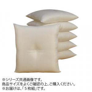 ヌード座布団 59×63cm 5枚組
