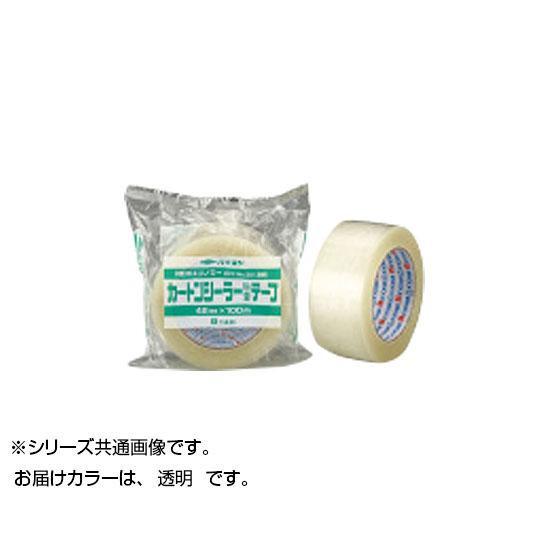 安全 透明テープ 共和 カートンシーラー粘着テープ NEWエコノミー No.30 高額売筋 OPP ピロ包装 透明 HS-ETA480G 50巻
