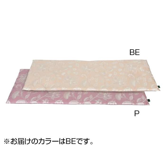 インテリアに合わせやすく 未使用品 飽きのこないデザイン 2020新作 川島織物セルコン ミントン グレースハドン 46×150cm ロングシート ベージュ LN1207 BE