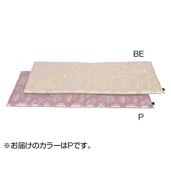 インテリアに合わせやすく 飽きのこないデザイン 川島織物セルコン ミントン 海外 新色追加 グレースハドン P ロングシート ピンク 46×150cm LN1207