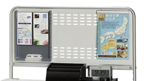 ナカキン KDS記載台用掲示ボード W900 KDSO-90B