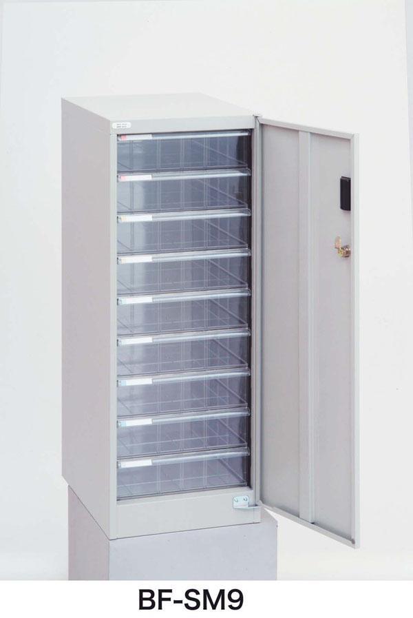 多段収納 書類整理棚 床置型フロアケース 事務所 レターケース スチール 深型