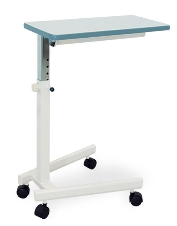 ベッドサイドテーブル 介護 キャスター付き介護テーブル 食事用介護テーブル