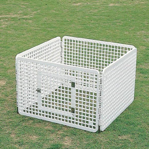 ペット フェンス 扉 猫 屋外ペットサークル ペットフェンス 屋外 ホワイト