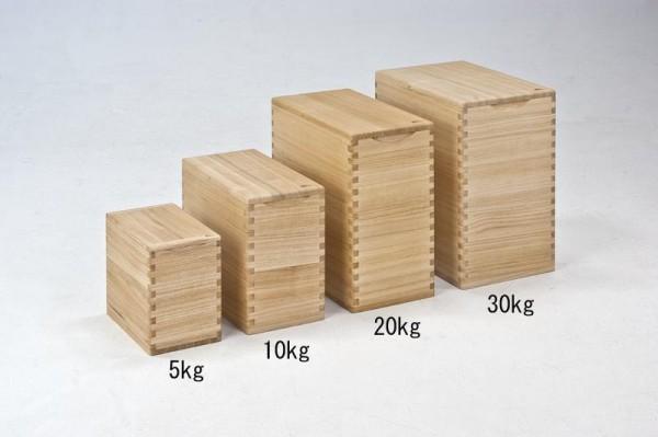 米びつ 30kg おしゃれ 桐の米びつ 日本製 30キロ 米びつ 桐 30