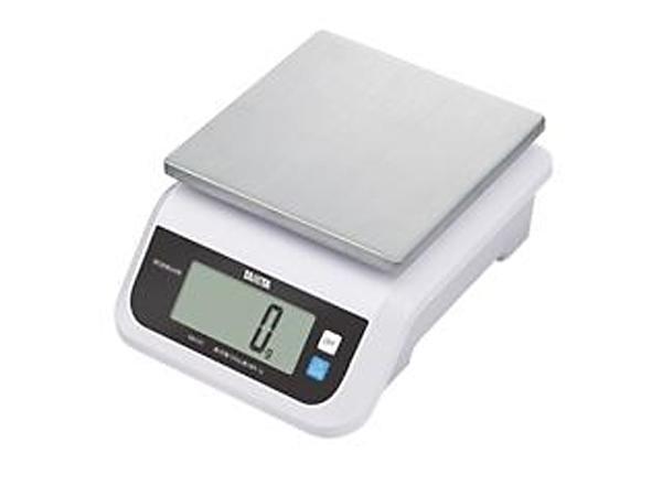 デジタル秤 防塵 防水 風袋 計り 計量 タニタ デジタルスケール はかり