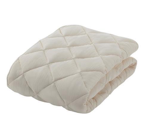 敷パッド シングル 日本製 ベッドパッド シングル 洗える 低反発 体圧分散