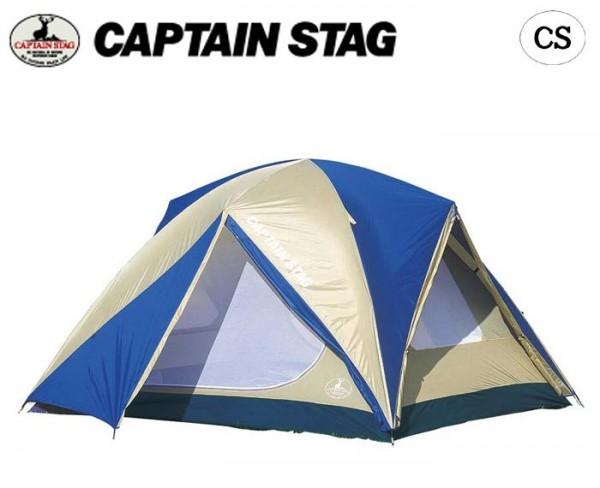 キャンプ用品 テント キャンプテント 大型 ドームテント キャプテンスタッグ 6人用