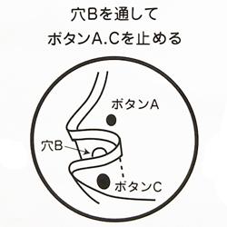 (SALE除外品)Double_B(雙B)★午餐泰國(用餐圍裙)[60-7906-783]