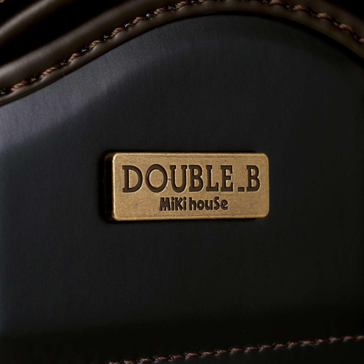 ダブルビー ランドセル クラリーノタフロック 男の子 フィットちゃん 黒 【箱入り】DOUBLE_B [60-8308-610]【ラッキーシール対応】