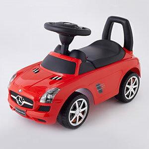 北海道 沖縄へは配送できません ベビー足けり 2020モデル 乗用玩具 自動車 AMG 大特価!! レッド メルセデスベンツSLS