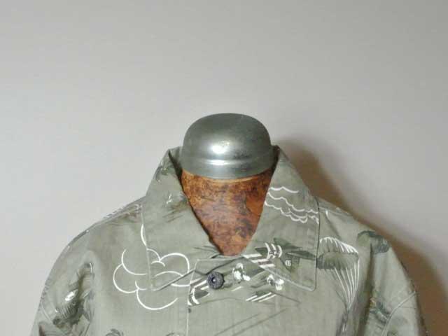 【RRL&CO./ダブルアールエル】Cotton Chore Jacket/1940s・USMC・コットンツイルワークジャケット・カバーオール (ヴィンテージ・ミリタリー)