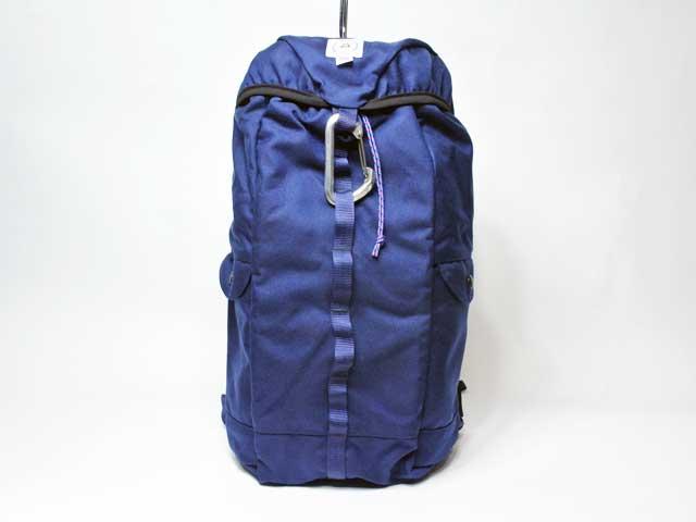 【Epperson Mountaineering/エパーソン・マウンテニアリング】CLIMB PACK 17L・1000Dコーデュラナイロン・クライムパック/ミッドナイト (Made in USA!スペシャルプライス!)