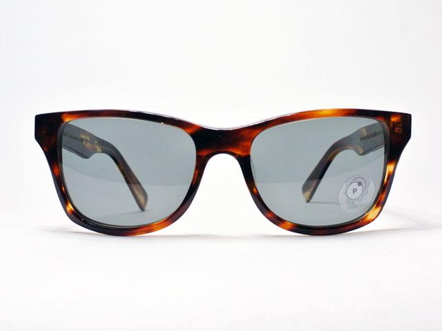 【SHWOOD/シュウッド 】Canby Acetate&Wood Sunglasses・・Grey Polarized・キャンビー アセテート&ウッド・サングラス (ポートランドのウッドサングラスメーカー・Made in USA・米国完売&国内未発売)