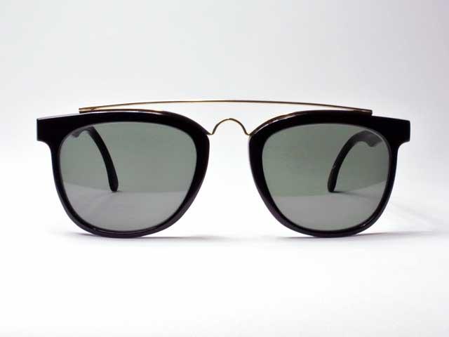 Vintage【B&L Ray-Ban/レイバン】1990s・W0936・GATSBY・STYLE 5・ギャツビー・エボニー(ブラック)・G-15グレーレンズ/エクセレントコンディション (ボシュロム社時代のヴィンテージレイバン!1990年代のデッドストック[新古・未使用品])