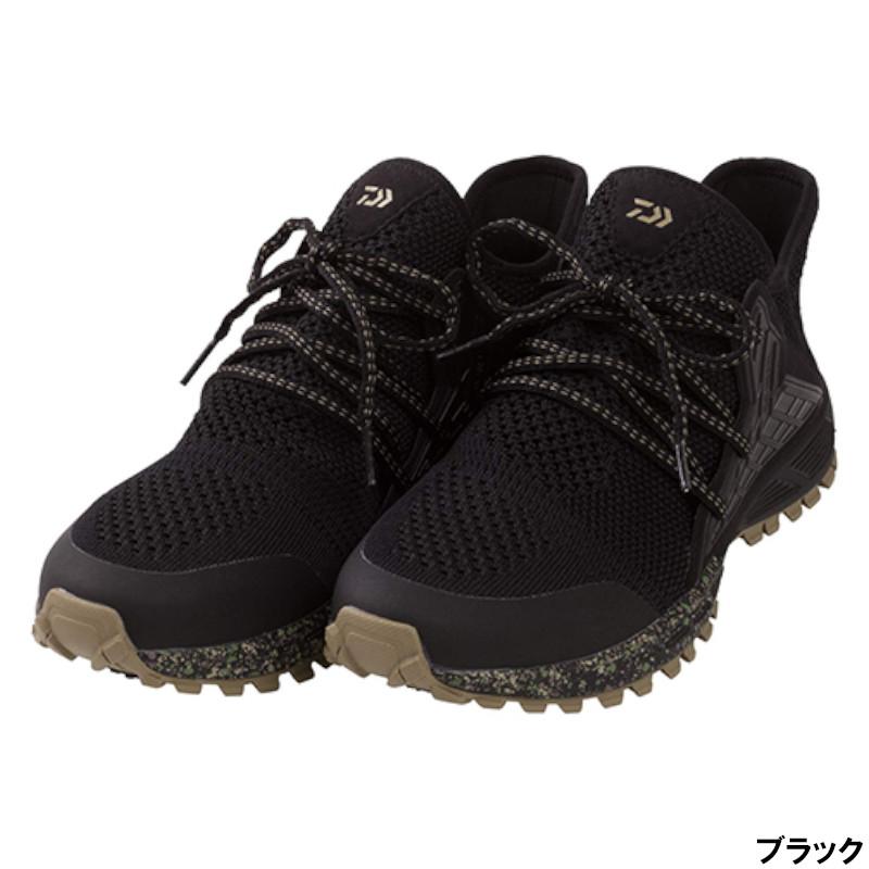 ダイワ ニットフィッシングシューズ DL-2100K 26.0cm ブラック(東日本店)