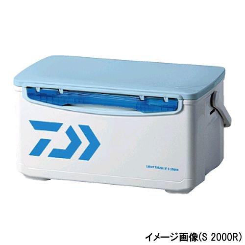 ダイワ ライトトランクIV S 3000RJ ライトブルー クーラーボックス(東日本店)【同梱不可】