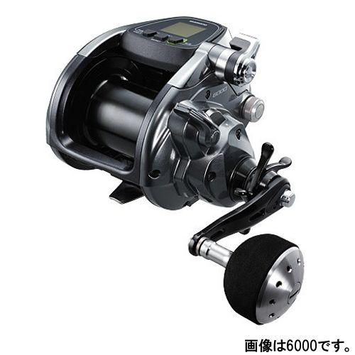 【4/1 24時間限定!エントリーで最大P31倍】シマノ フォースマスター 6000(東日本店)