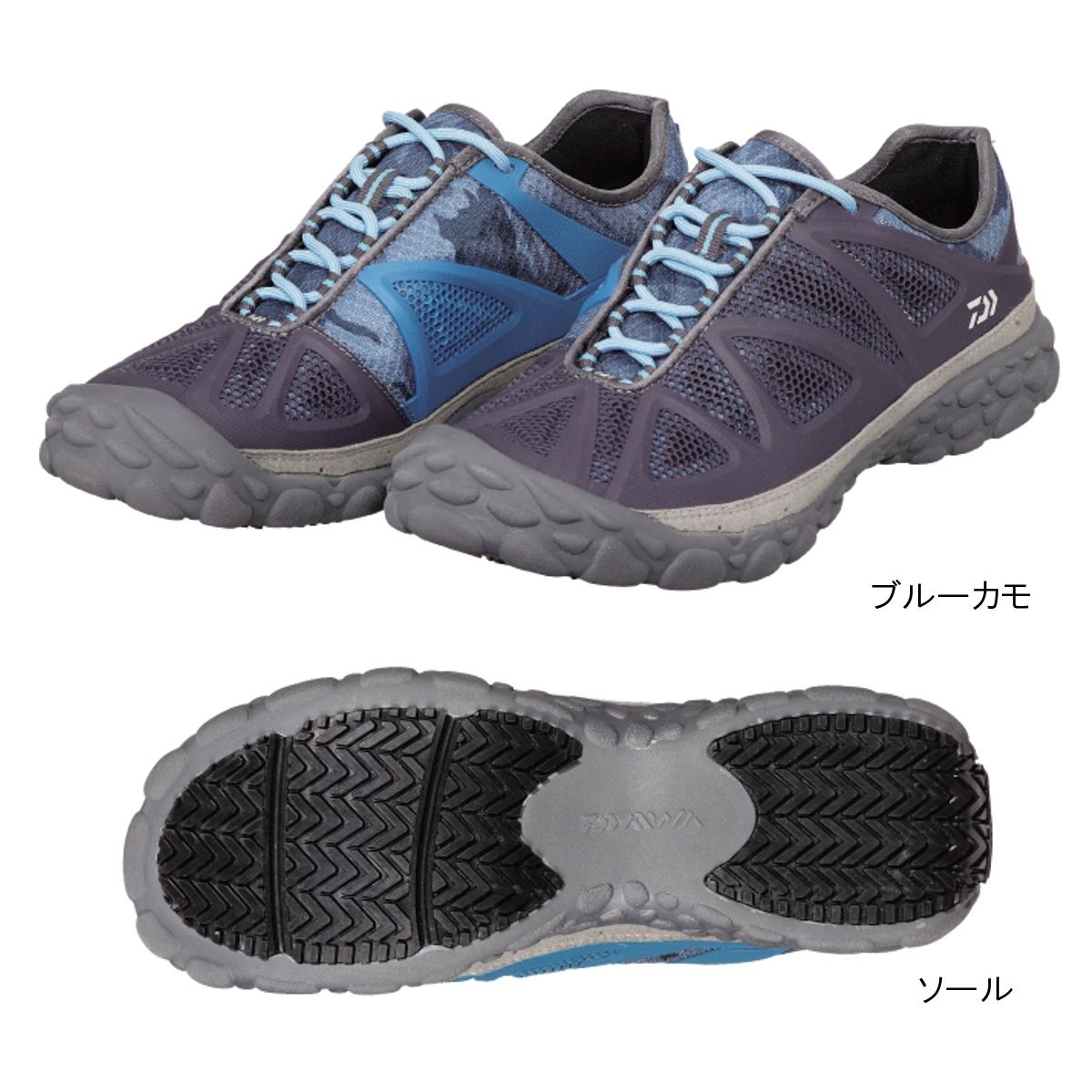 ダイワ フィッシングシューズ DS-2301HV 27.0cm ブルーカモ(東日本店)