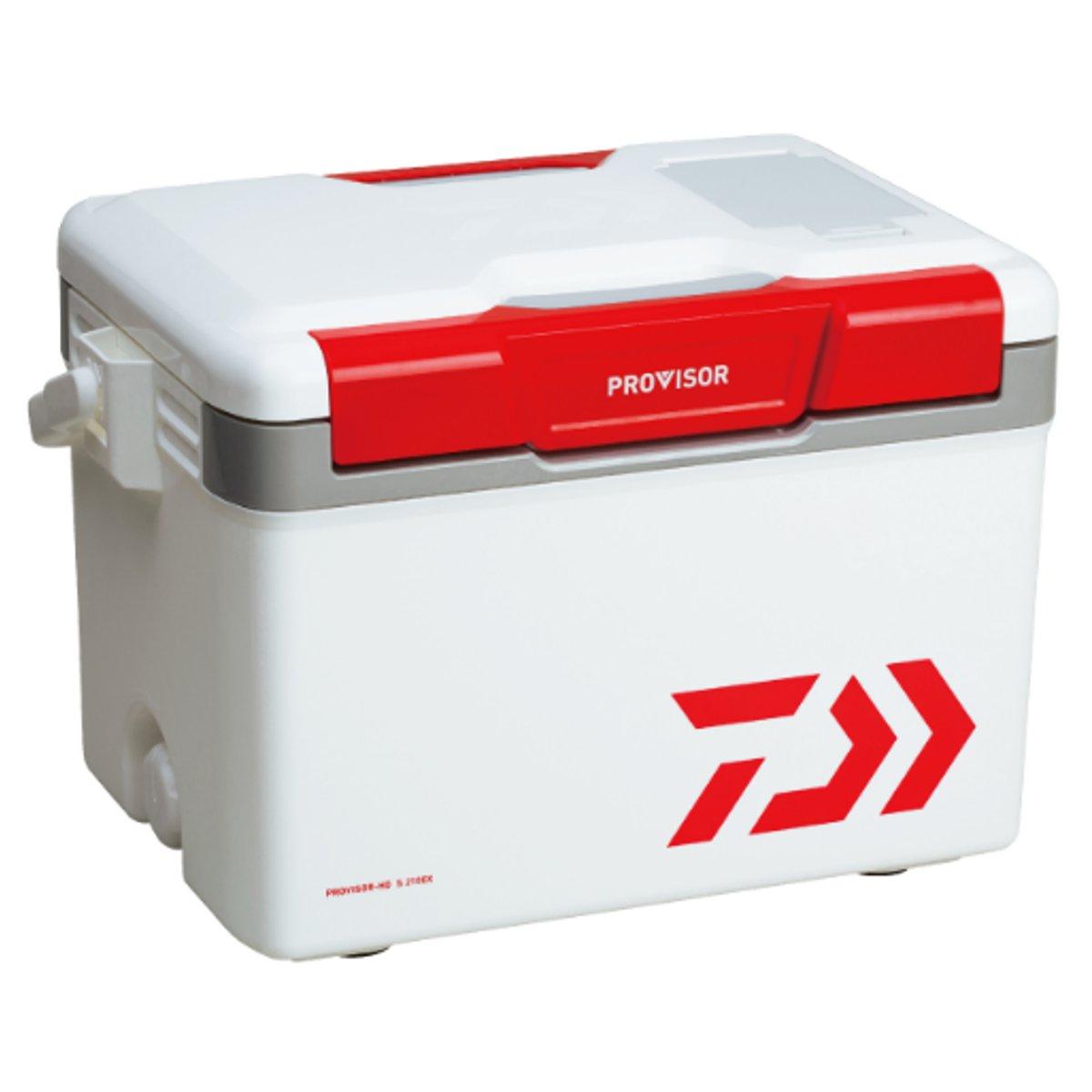 ダイワ プロバイザー HD S 2100X レッド クーラーボックス(東日本店)【同梱不可】