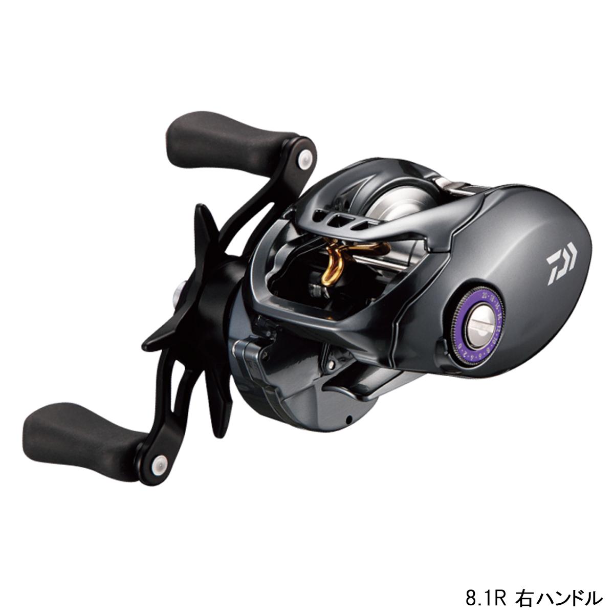 ダイワ タトゥーラ SV TW 8.1R 右ハンドル(東日本店)