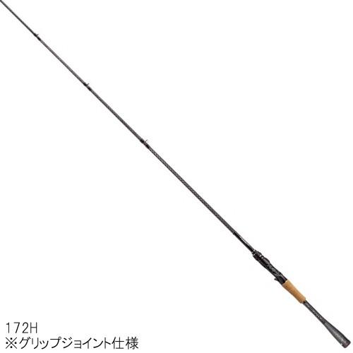 シマノ ポイズングロリアス 172H RUSHBURN【大型商品】(東日本店)