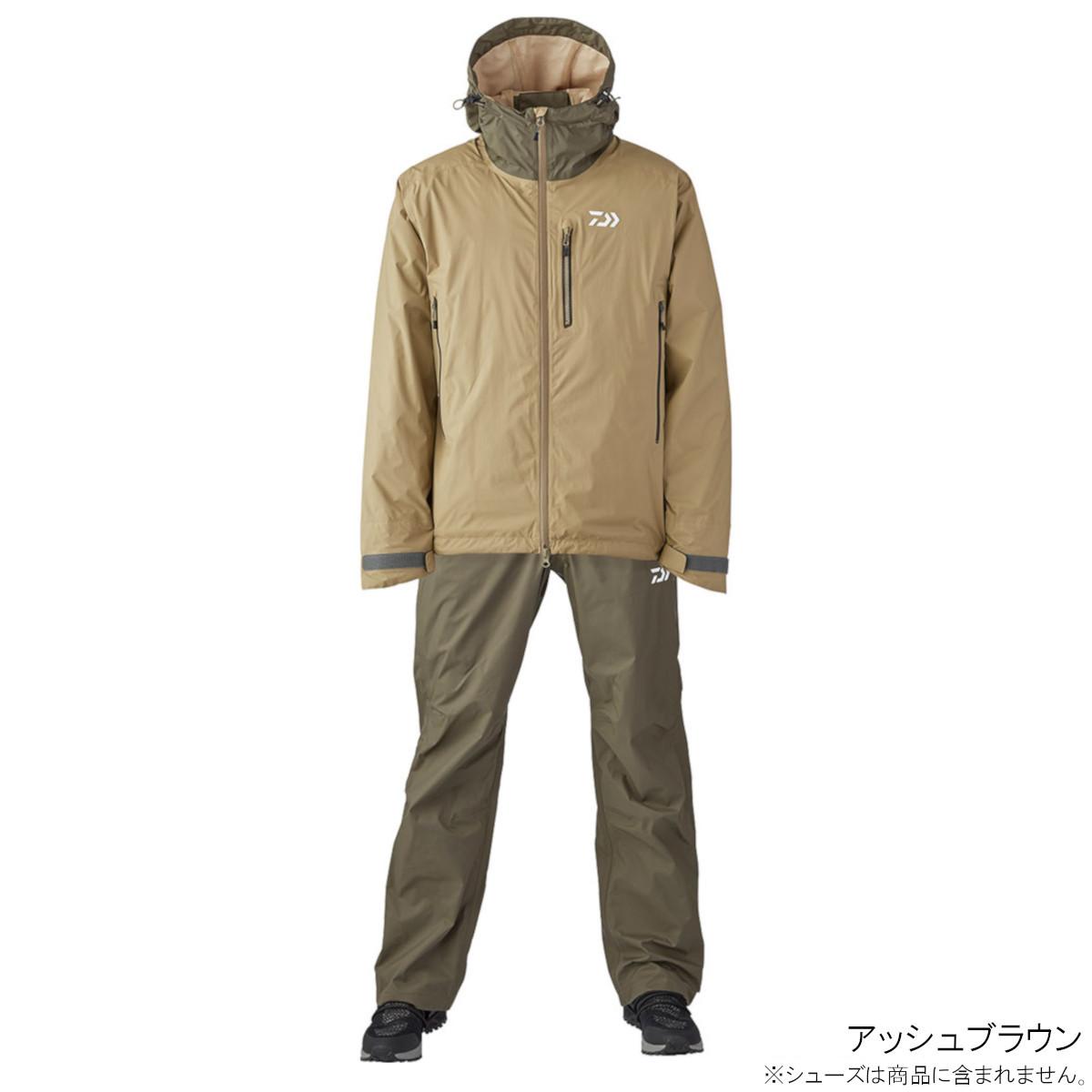 ダイワ レインマックス レインスーツ DR-33020 2XL アッシュブラウン(東日本店)