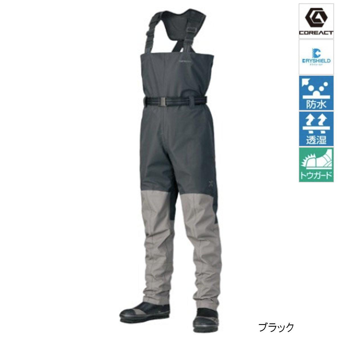シマノ XEFO アクトゲーム ウェーダー WA-228R M ブラック(東日本店)