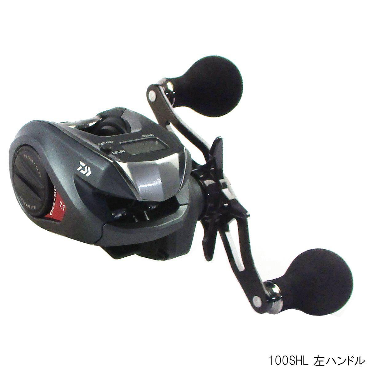 【5/10最大P45倍!】ダイワ キャタリナ IC 100SHL 左ハンドル(東日本店)