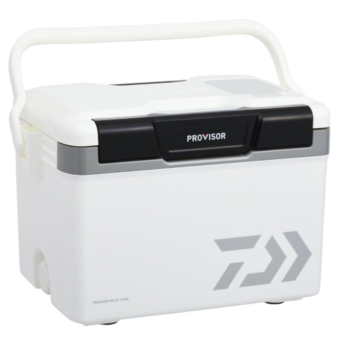 ダイワ プロバイザー HD GU 2100X ブラック クーラーボックス(東日本店)【同梱不可】