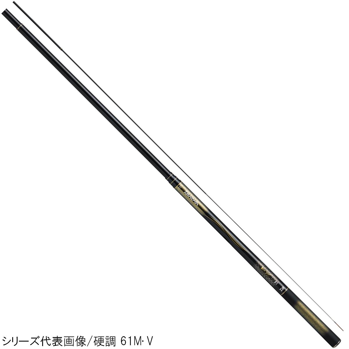 ダイワ 春渓 抜硬調 61M・V(東日本店)