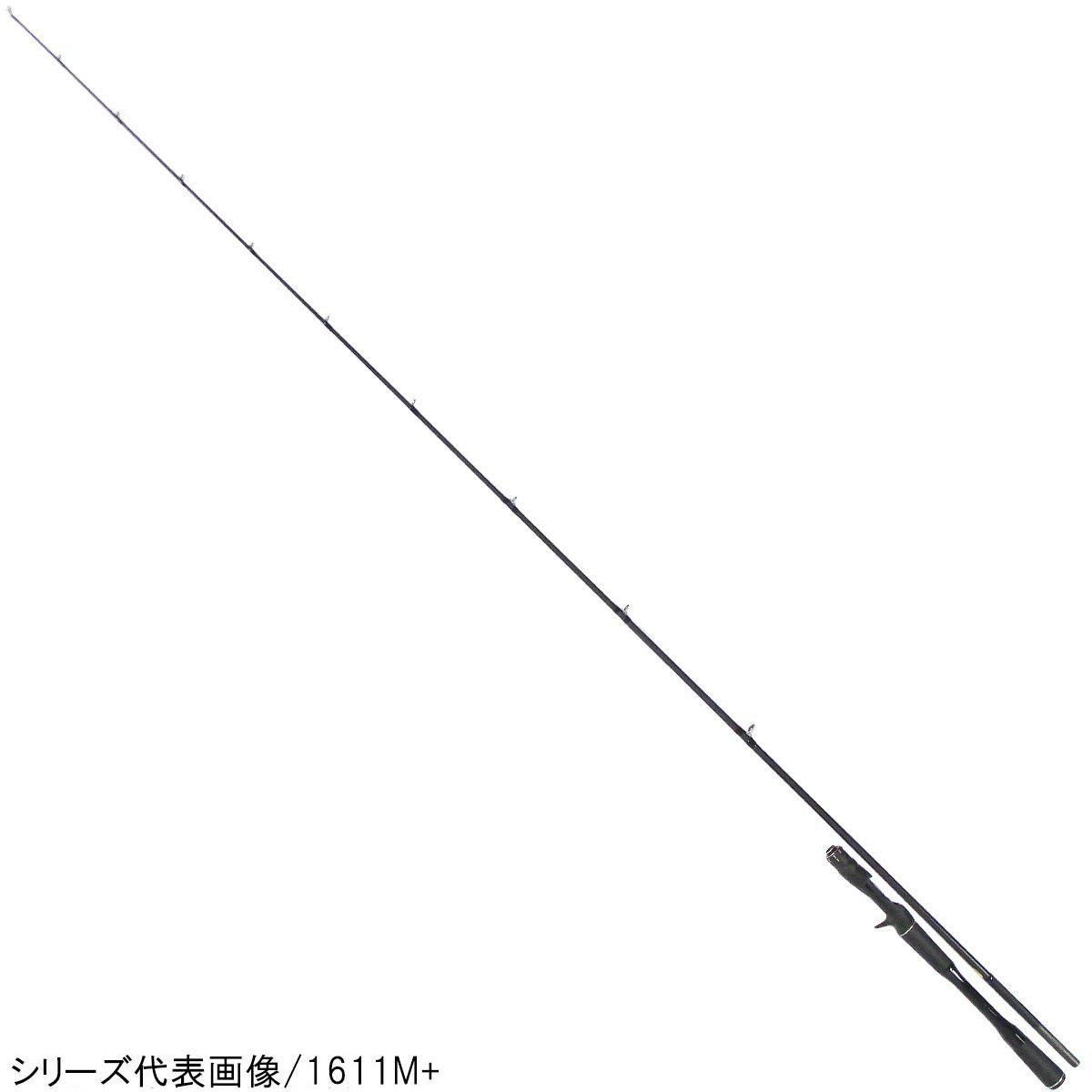 シマノ ポイズンアドレナ(ベイト) 172M【大型商品】(東日本店)