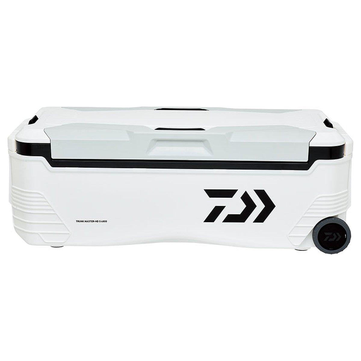 ダイワ トランクマスターHD S 4800 ブラック クーラーボックス【大型商品】(東日本店)【同梱不可】