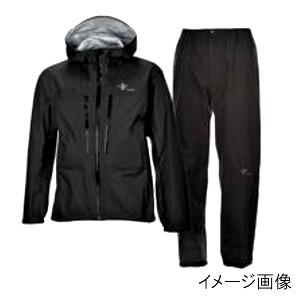 デリュージレインスーツ XL ブラック(東日本店)