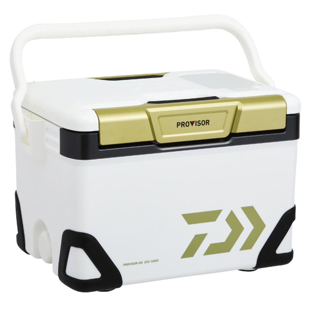 ダイワ プロバイザー HD ZSS 1600X シャンパンゴールド クーラーボックス(東日本店)【同梱不可】