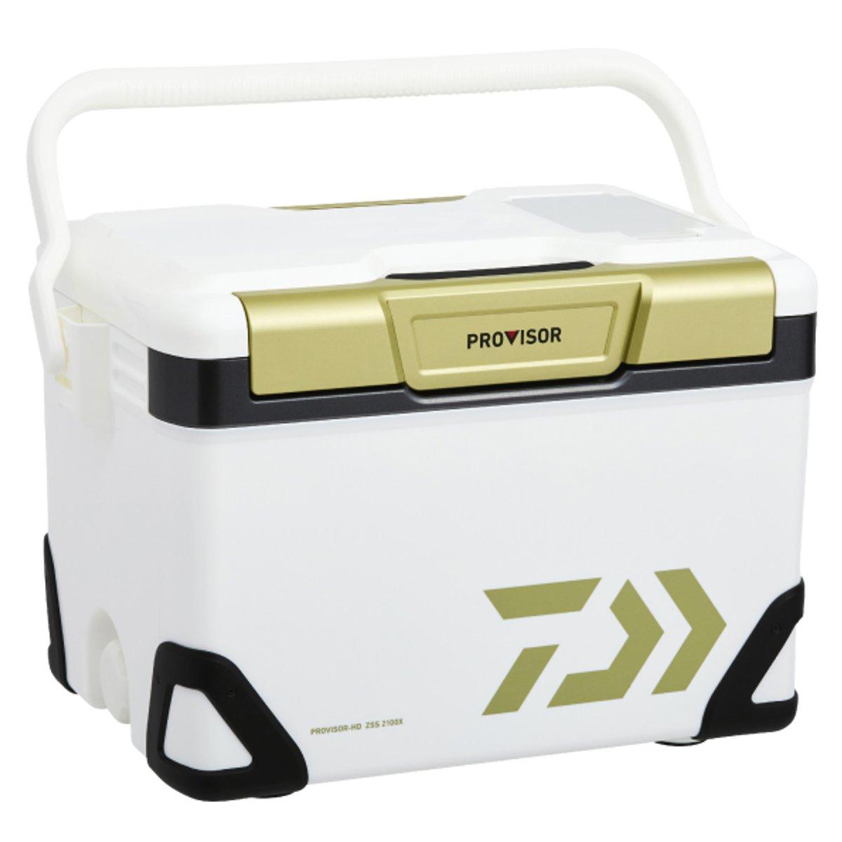 ダイワ プロバイザー HD ZSS 2100X シャンパンゴールド クーラーボックス(東日本店)【同梱不可】