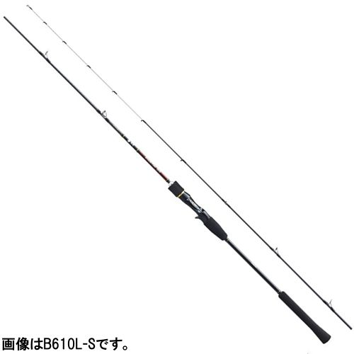 シマノ 炎月 SS B610ML-S【大型商品】(東日本店)