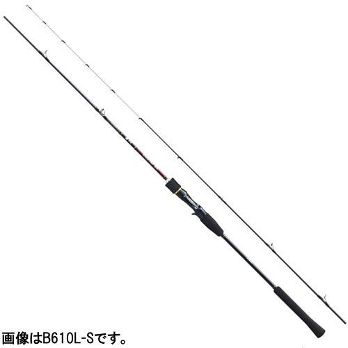 シマノ 炎月 SS B610MH-S【大型商品】(東日本店)