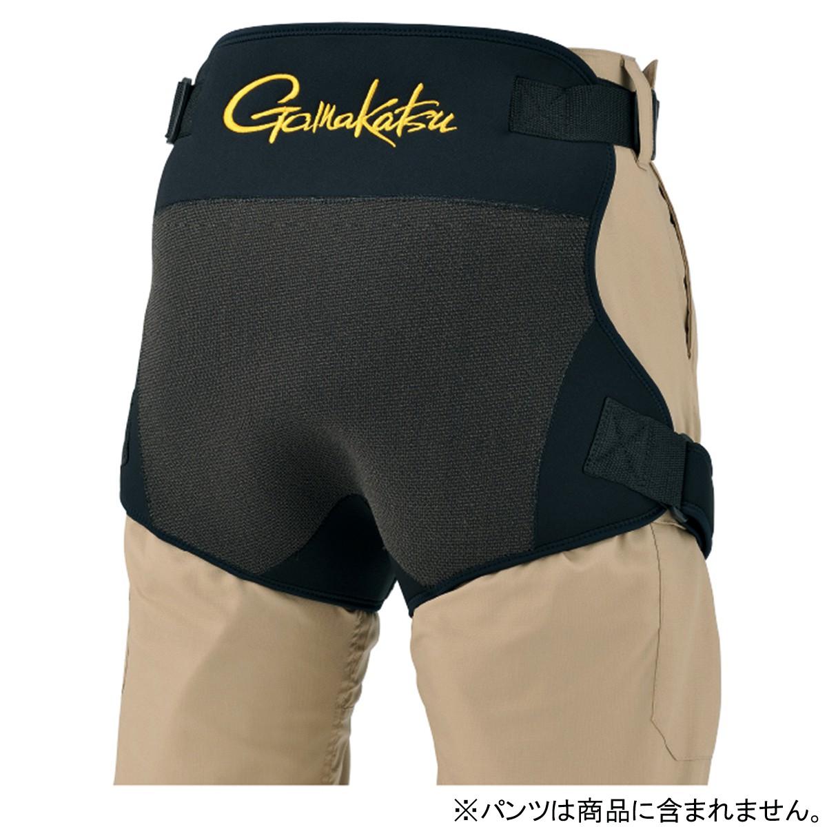 超激安 ヒップガード GM-3480 ヒップガード LL LL ブラック(東日本店), ワイシャツのトレンドスタンダード:06ca8393 --- construart30.dominiotemporario.com