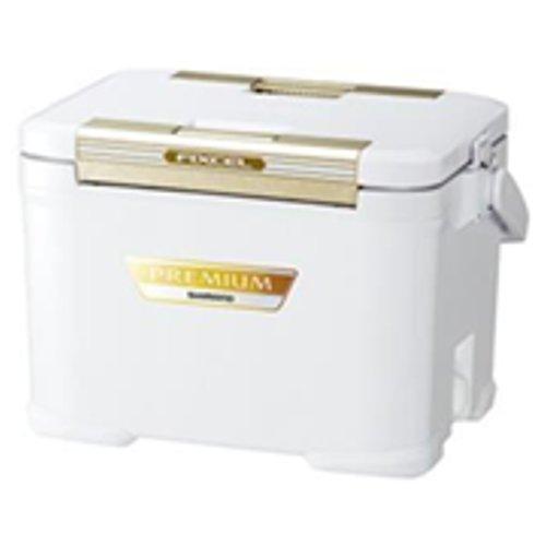 シマノ フィクセル プレミアム 170 ZF-017R アイスホワイト クーラーボックス(東日本店)【同梱不可】