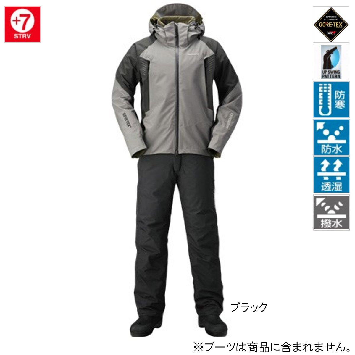 シマノ GORE-TEX ベーシックウォームスーツ RB-017R L ブラック(東日本店)