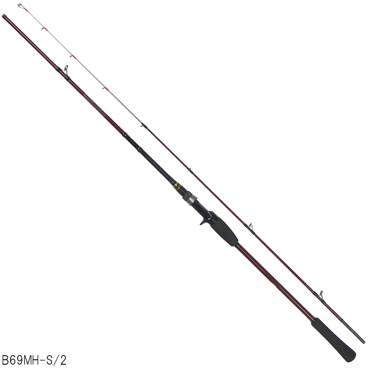 シマノ 炎月 BB B69MH-S/2(東日本店)