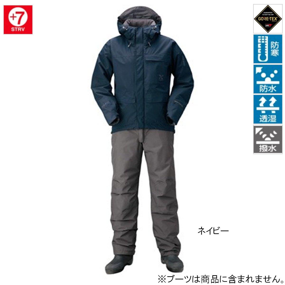 シマノ XEFO GORE-TEX COZY SUIT RB-214Q XL ネイビー(東日本店)