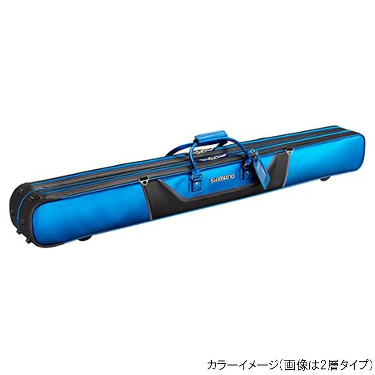 シマノ へらロッドケースXT RC-012Q 3層 サファイアブルー(東日本店)