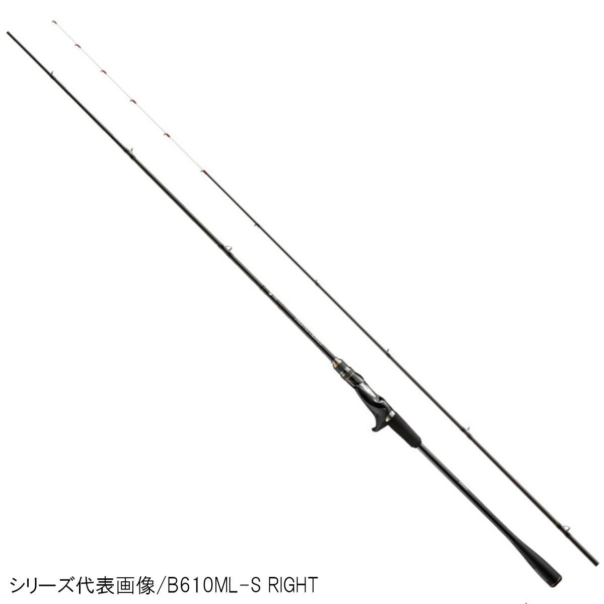 シマノ 炎月 リミテッド B610ML-S LEFT【大型商品】(東日本店)