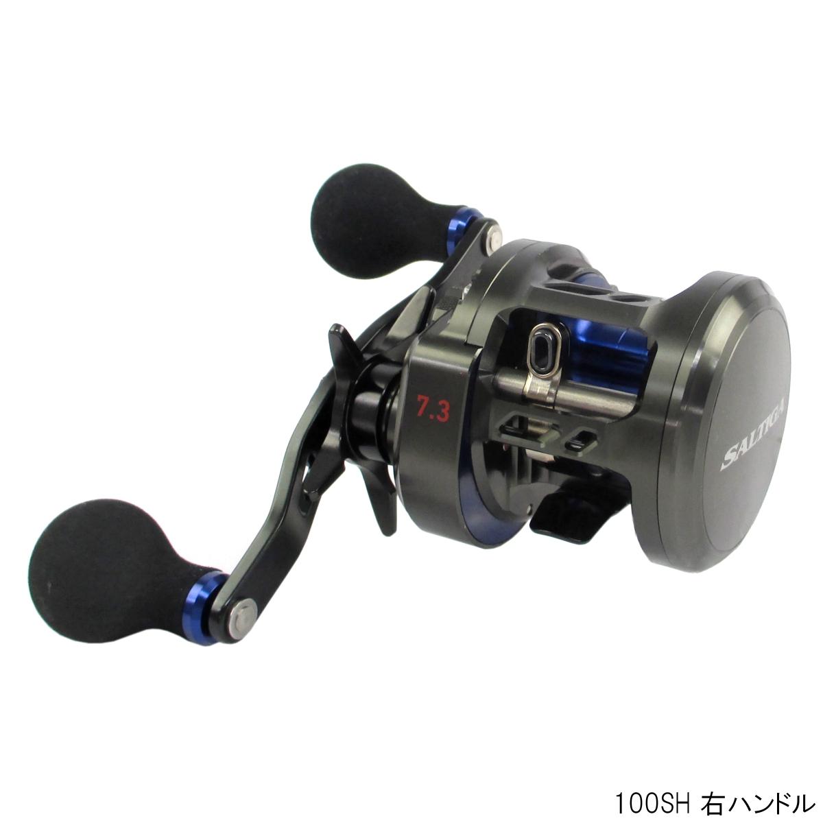 ダイワ ソルティガ BJ 100SH 右ハンドル(東日本店)